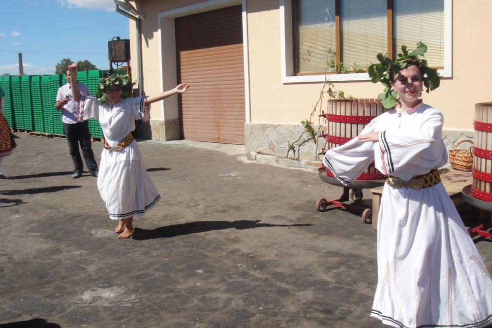 Как ние празнуваме беритбата
