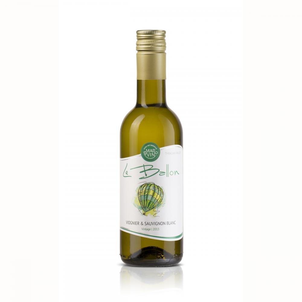 Бяло вино Ле Балон Вионие & Совиньон Блан / 0,250 л.