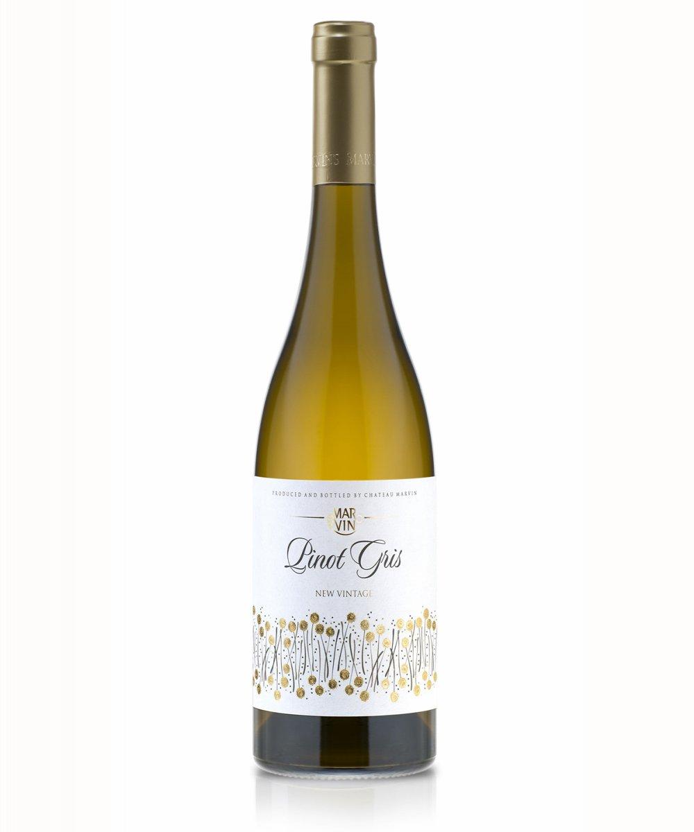 Бяло вино Пино Гри / 0.750 л.