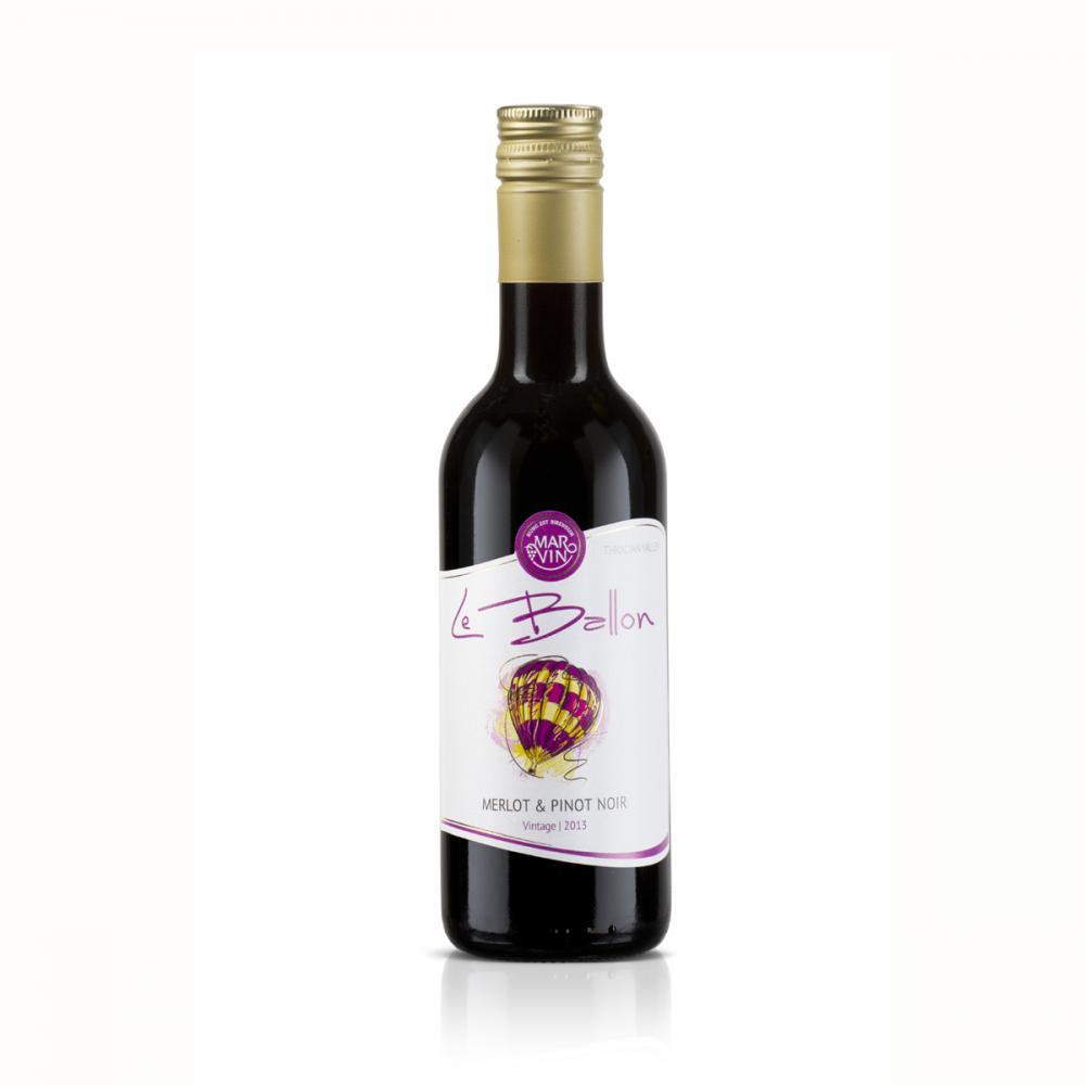 Червено вино Ле Балон Мерло & Пино Ноар / 0,250 л.