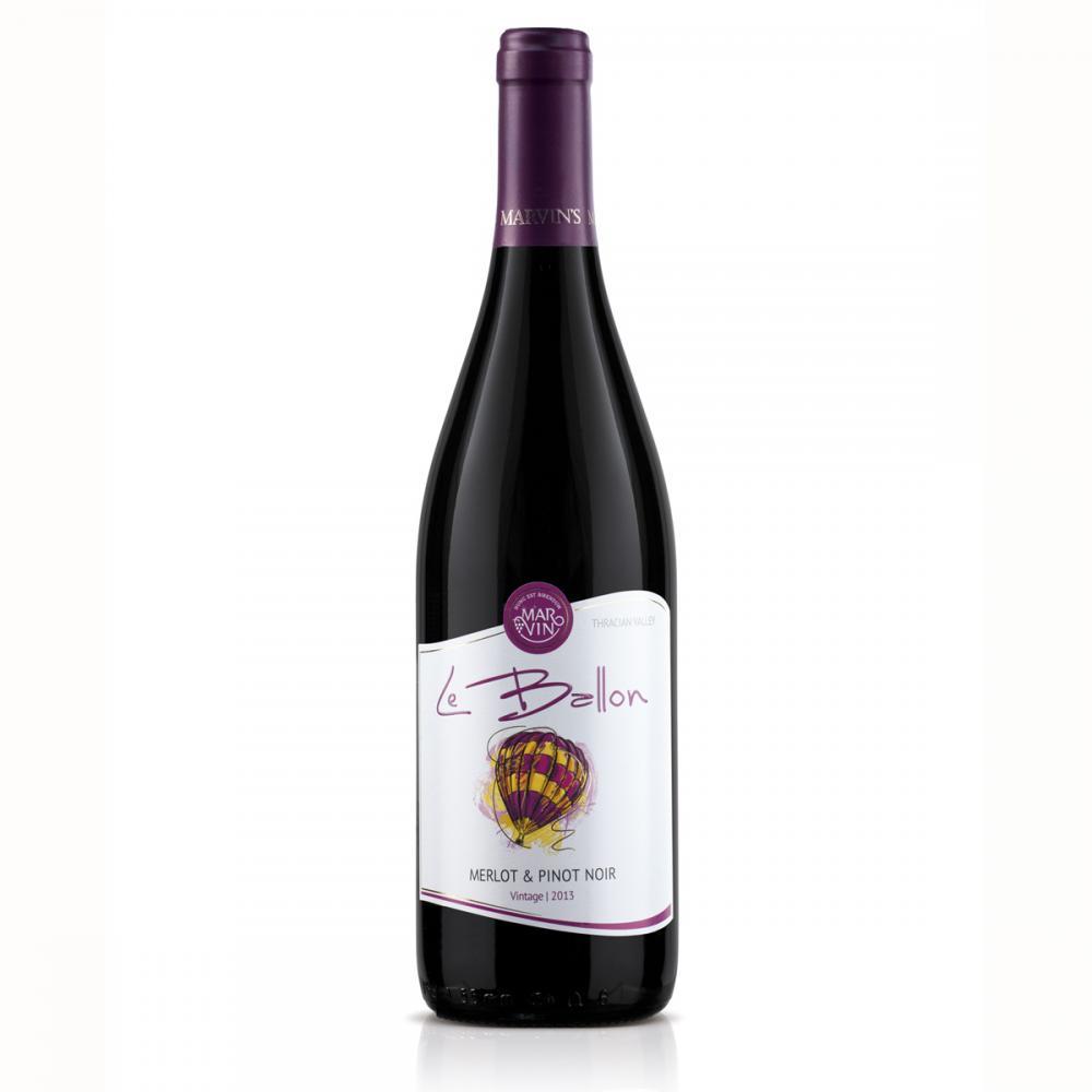Червено вино Ле Балон Мерло & Пино Ноар / 0,750 л.
