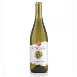 Бяло вино Ле Балон Шардоне & Вионие / 0,750 л.